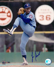 Lee Smith Chicago Cubs Autographed Signed 8x10 Photo COA #1