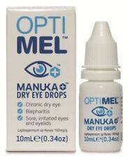 2 X Optimel Manuka Honey Dry Eye Drops Dry eye Treatment Soothing Dry Eyes USA