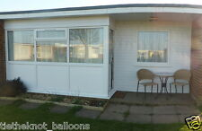 HOLIDAY CHALET RENT HIRE SLEEPS 4 HEMSBY NORFOLK SELF CATERING  7 JULY - 14 JULY