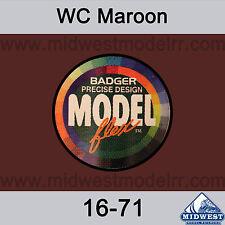 Badger MODELflex Paint – 16-71 Wisconsin Central Maroon