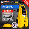 Electric Pressure Washer~ 2400 PSI / 165 BAR ~ Jet Patio Car Cleaner ~ Wilks-USA