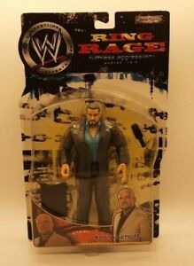 RING RAGE RUTHLESS AGGRESSION EIRC BISCHOFF SERIES 15.5 WWF WWE WRESTLING FIGURE