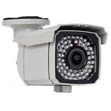 1300TVL 2.8-12mm Varifocal Zoom Outdoor 66IR Weatherproof CCTV Security Camera