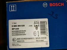 Bosch Front Brake Pad Set 0986494525 BP1446