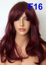 Long Wavy Wigs & Hairpieces Layered
