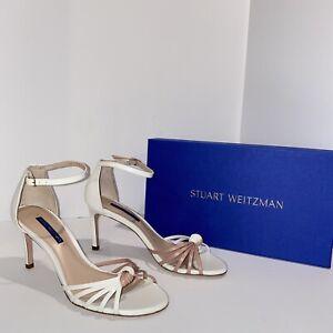 Stuart Weitzman Sena ankle strap sandal 7.5 $450