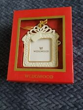 Wedgewood Photo Ornament