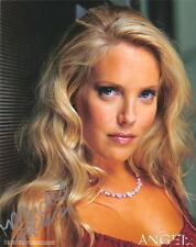 Mercedes McNab as Harmony, Buffy & Angel Autographed Picture #3
