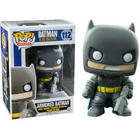 Funko Pop Vinyl Figure Heroes: Batman The Dark Knight Returns - Armored Batman