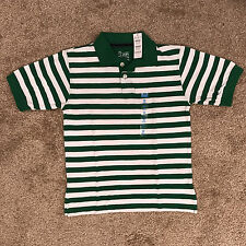 NWT The Children's Place Polo Short Sleeve Shirt M 7/8