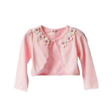 algodón BOLERO Disponible en color rosa blanco/blanco roto 18-24 meses a 5-6