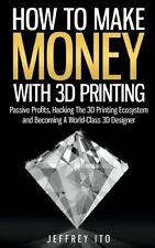 How To Make Money With 3D Printing: Passive Profits, Hacking The 3D Printing Eco