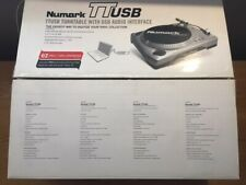 Lightly Used Numark TTUSB DJ Turntable w/ Original Box & Instructions