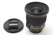Nikon   AF-S Nikkor 20mm  F1.8G ED ,Excellent+++ Condi, From Japan, Rare, TK1080