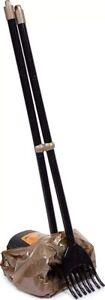 Petmate 70067 Arm & Hammer Swivel Bin & Rake Pooper Scooper Scented Bags Include