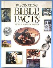 FASCINATING BIBLE FACTS by David M. Howard Jr. & Gary M.Burge  (Hardcover 1997)