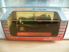 Majorette Bugatti 55 De La Chapelle in Black/Green on 1:24 in Box