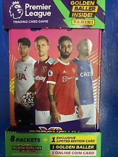 More details for panini adrenalyn xl 2020/21 premier league trading card mega tin pink