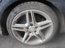 MERCEDES C CLASS W204 AMG REAR 5 STUD ALUMINIUM ALLOY WHEEL 255/35 18 REF02