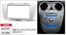 CARAV 11-300 Car 2DIN Radio DVD Frame Fascia Dash Panel for JAC J6, Heyue-RS