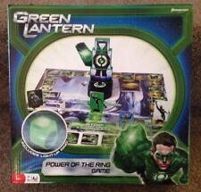 NIB DC Comics Green Lantern Power Of The Ring Board Game - 2011 Pressman
