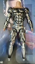 Hot Toys MMS465 Superman Justice League LED Figure Henry Cavill 1/6 Body