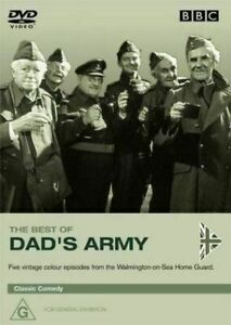 DAD'S Army DVD BEST OF - Vol 1 - BBC BRAND NEW