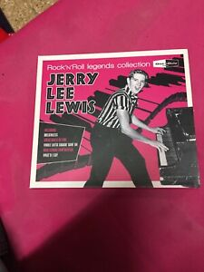 Jerry Lee Lewis Rock N Roll Collections Cd Rockabilly