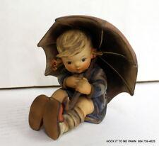 Hummel Figure Umbrella Girl 152/0 TMK3  A 1957 EXCELLENT CONDITION