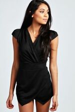 Boohoo Short Sleeve Regular Jumpsuits & Playsuits for Women