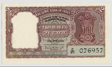 INDIA  2 Rupees ND  UNC  P30  Signature P.C Bhattacharya   SCARCE BANKNOTE