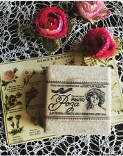 Soap rose according to recipes of the 19th century