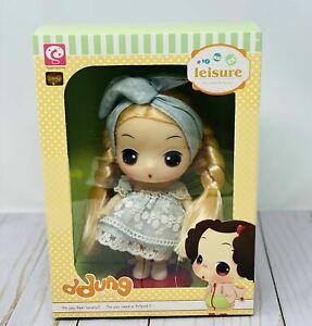 Ddung Korean Fashion 7 Inch Doll, Bunny Princess New In Box W/ Fast Shipping!