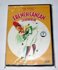 "Jean Renoir ""French Cancan"" Françoise Arnoul 1954 Classic DVD"
