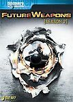 Future Weapons - Season 2 (DVD, 2007, 6-Disc Set)- BRAND NEW! SEALED!