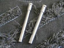 Aprilia RS125 (1995-2005) titanium brake caliper pad retaining pins (F&R)