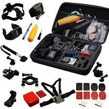 30-in-1 Professional Kit Accessories Bundle for GoPro HD Hero 4 3 3+ SJ4000 G2