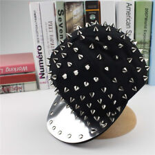 Snapback Baseball Cap Hedgehog Fullcap Hat Punk Hiphop Rap Unisex Spike Kit