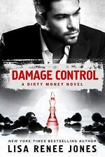 Damage Control (Dirty Money) by Lisa Renee Jones.