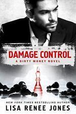 DAMAGE CONTROL - JONES, LISA RENEE - NEW PAPERBACK BOOK