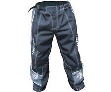 Pantalons de cross noir noir