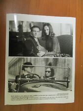 Vintage Glossy Press Photo Movie The Avengers Uma Thurman Sean Connery #1
