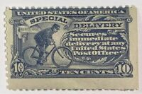 Travelstamps: 1917 US Stamps Sc # E11 10c Special Delivery  MINT OG NEVER HINGED