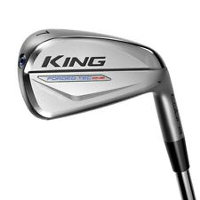 2020 KING FORGED TEC ONE LENGTH IRONS- Choose Hand, Set Makeup,Shaft and Flex