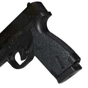 FoxX Grips, Gun Grips for Bersa BP9 & BP9cc Grip Enhancement NEW & Improved!