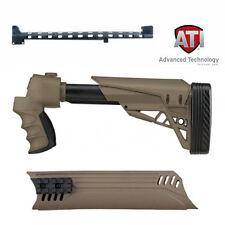 ATI MOSSBERG 500 Shotgun 6 Position Side Fold Stock-Forend Heat Shield Dark Eart