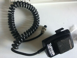 Turner hand microphone Road King 76 preamplified