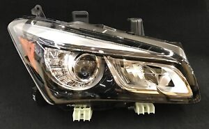 Infiniti OEM 14-17 QX80 Headlamp Assy 260105ZA0A, Right, Passenger Side