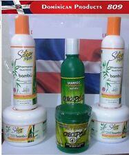 3 HAIR TREATMENT + 3 SHAMPOO 2 BAMBU 1 CRECE PELO FRETE GRATIS BRASIL
