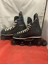VINTAGE  Pro Puck Blade Runner Rollerblades Size 10 Inline Skates EUC!!